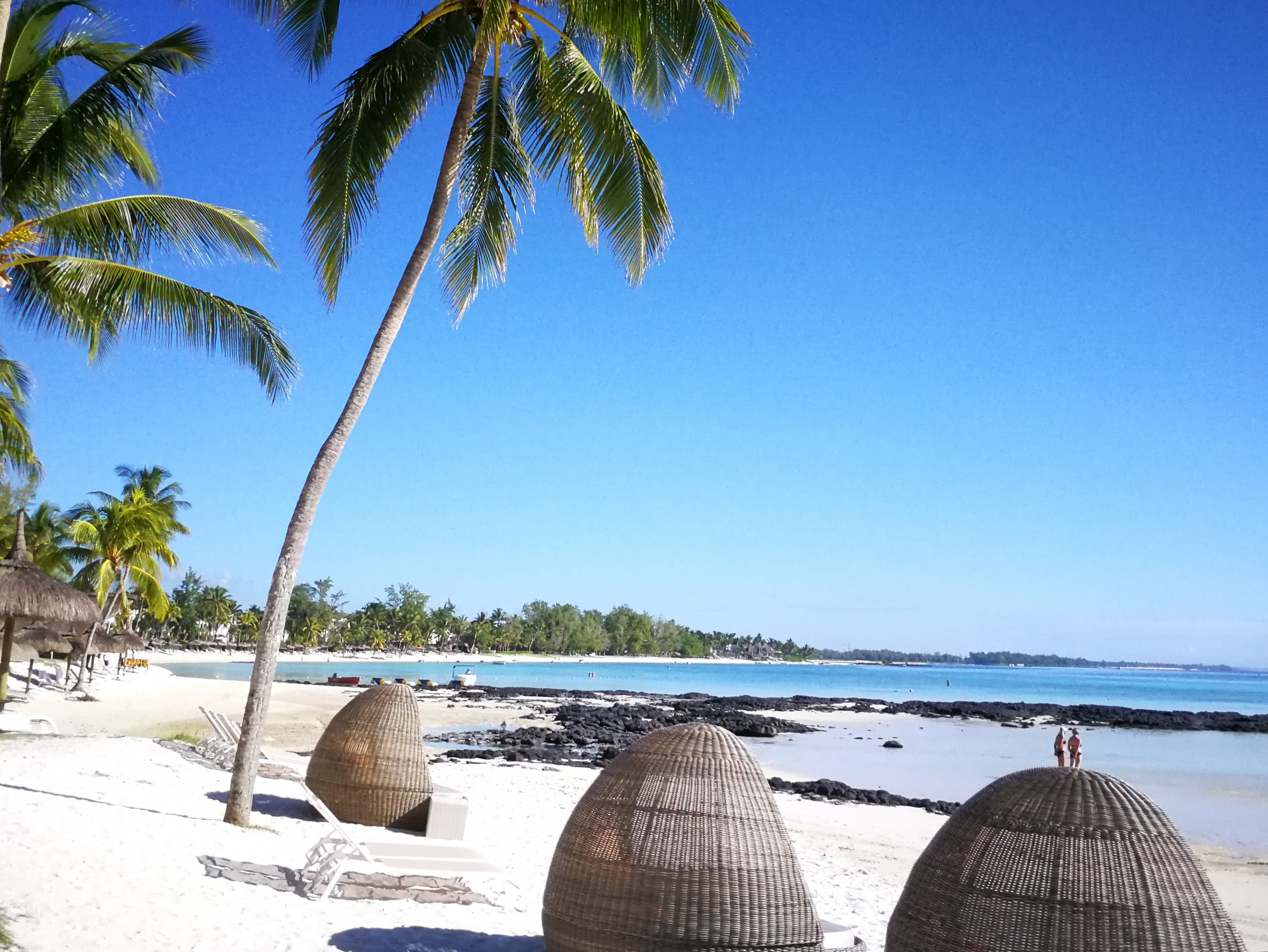 Beach Cocoon at Ambre Mauritius