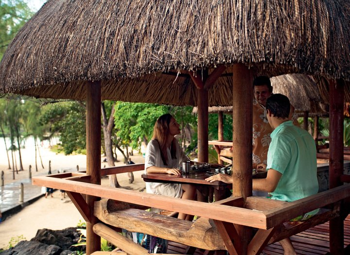Ile aux cerfs restaurants