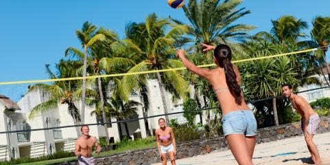 Fitness Volleyball