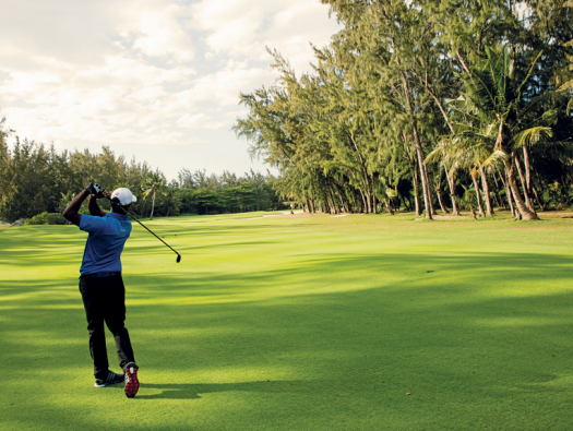 A Unique Golf Experience in Mauritius at Sun Resorts